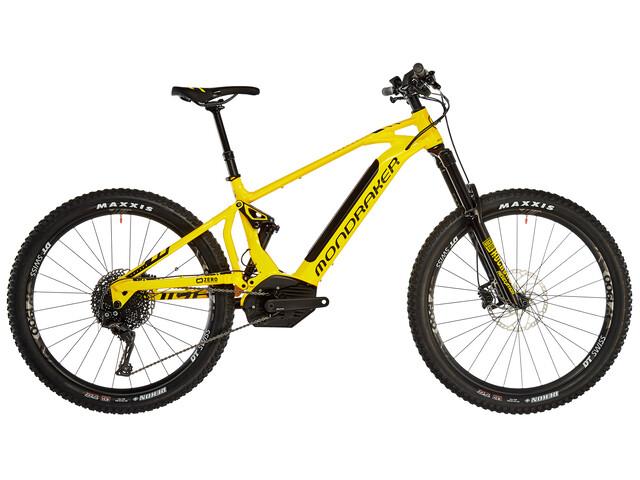 Mondraker Chaser XR+ Yellow